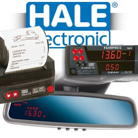 hale taxi accessories supplied and fitted